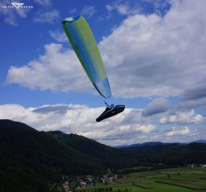 Beginner's paragliding course, learn to fly with paraglider in 9 days!